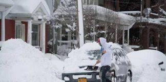 موجة البرد القارس بأمريكا تتسبب بمصرع 16 شخصا