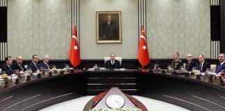 الأمن القومي التركي: لن نسمح بتشكيل ممر إرهابي على حدودنا مع سوريا