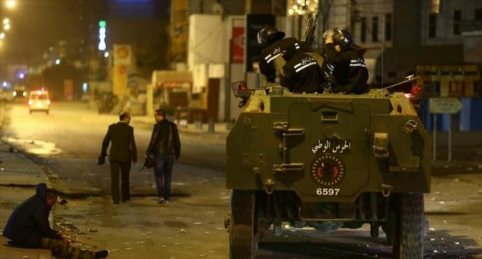 الداخلية التونسية: توقيف 773 متورطا في أحداث الشغب الأخيرة