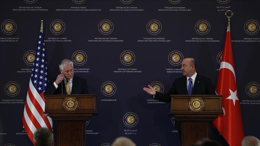 بيان تركي أمريكي: نقف بحزم ضد محاولات التغيير الديمغرافي بسوريا