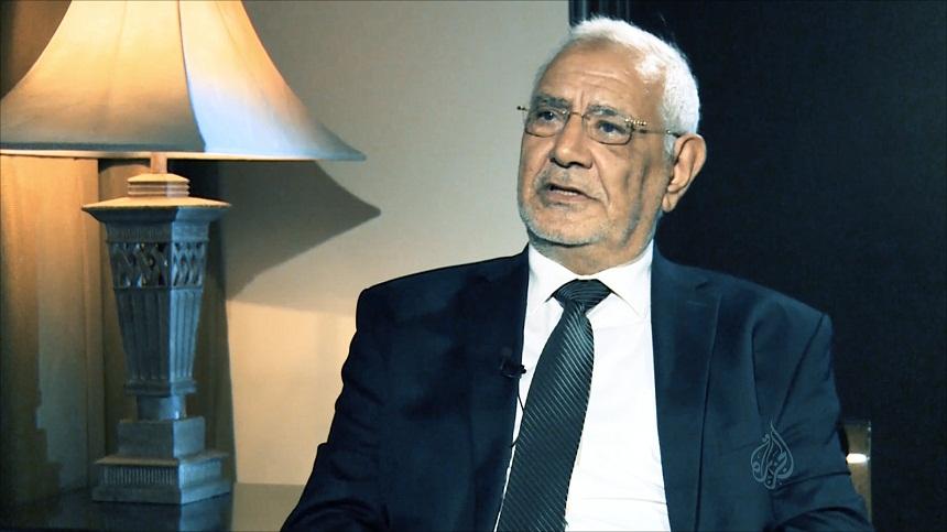 صحيفة حكومية مصرية: أبو الفتوح يتلقى الرعاية الطبية المطلوبة