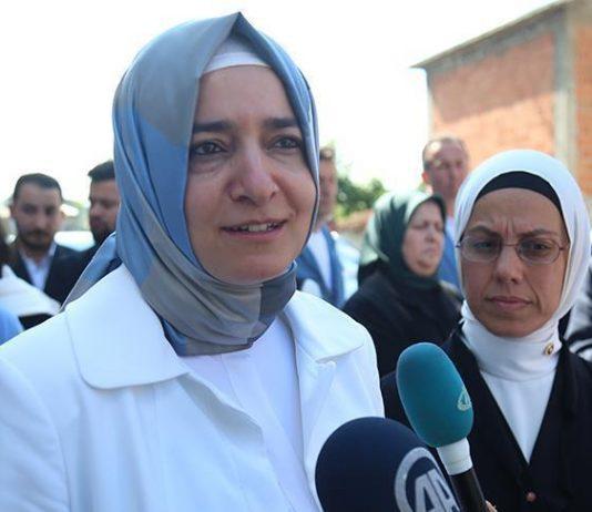 وزيرة الأسرة التركية تبحث في الرباط تعزيز التعاون مع وزراء 6 دول