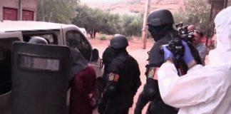 فيديو.. مكتب الخيام: تفاصيل إيقاف 3 عناصر خطيرة موالية لداعش