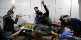 مقتل 167 مدنيا في مجزرة غوطة دمشق المتواصلة منذ صباح الاثنين