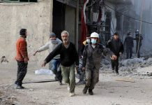 مقتل 718 مدنيا في الغوطة الشرقية جراء هجمات قوات النظام خلال 13 يوما (محصلة)