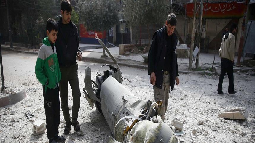 """ألمانيا تدعو لمحاسبة نظام الأسد """"الهمجي"""" على جرائمه بسوريا"""