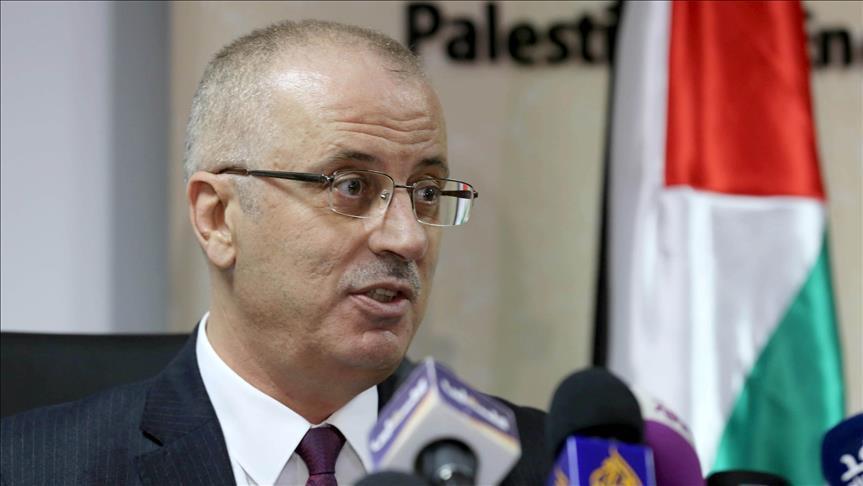 عاجل.. مقتل المشتبه في تفجير موكب الحمد الله في شتباك مع شرطة حماس