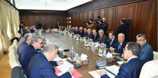 الخلفي: الأغلبية الحكومية كثفت وتيرة اجتماعاتها للاشتغال على عدد من القضايا الأساسية التي تهم المواطنين