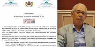 د. الودغيري يتساءل: هل إدارة الضرائب لا تعترف باستقلال المغرب وبأن له لغة وطنية ورسمية، حتى تعتمد الفرنسية؟!