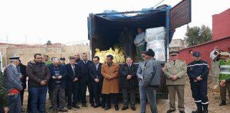 موجة البرد.. توزيع مساعدات لفائدة أزيد من ثلاثة آلاف أسرة في وضعية هشاشة بإقليم خنيفرة