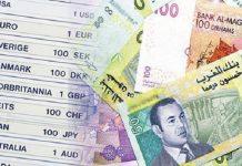 متوسط سعر صرف العملات الأجنبية الخاصة بالتحويل ليوم الثلاثاء 20 فبراير