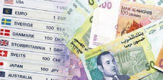 أسعار صرف العملات الأجنبية الثلاثاء 22 ماي 2018م