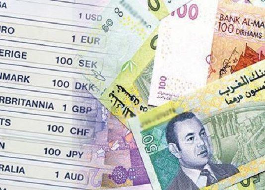 أسعار صرف العملات الأجنبية مقابل الدرهم ليوم الجمعة 13 يوليوز 2018