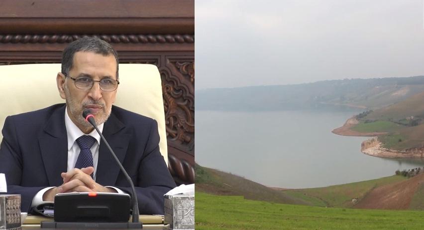 العثماني: مياه أبورقراق صالحة للشرب، وهي التي أشرب منها وكذلك عدد من الوزراء وأيضا كاتبة الدولة المكلفة بالماء (فيديو)
