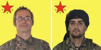 """تحييد فرنسي وإسباني كانا يقاتلان بصفوف """"ب ي د/ بي كا كا"""" الإرهابي في عفرين"""
