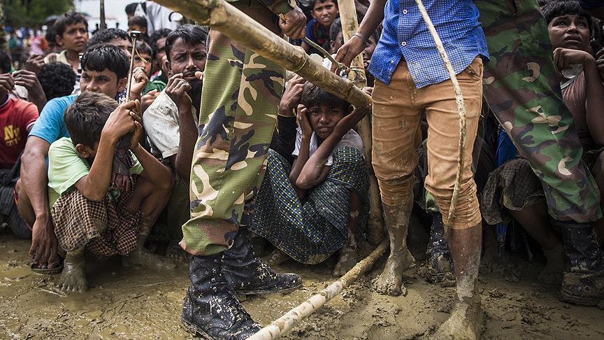 """زعيمة ميانمار تعترف باستخدام """"قوة غير متناسبة"""" ضد مسلميّ أراكان"""