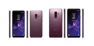 سامسونج تعلن عن هاتفها الجديد جلاكسى s9