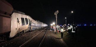 تصادم قطارين بكارولينا الجنوبية بالولايات المتحدة يتسبب بمصرع شخصين وإصابة 70