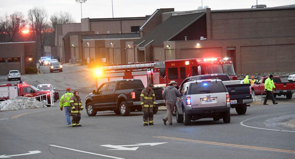 """4 قتلى في إطلاق نار بمقر صحيفة أمريكية بـ""""ماريلاند"""""""