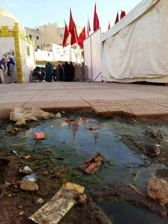 سخرية عارمة من صورة أكبر قفطان في المغرب