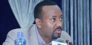 """البرلمان الإثيوبي يمنح الثقة لحكومة """"أبي أحمد"""""""