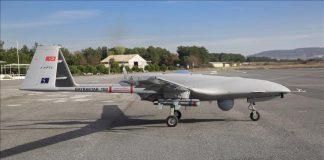الجيش التركي يتسلم 8 طائرات قتالية من دون طيار محلية الصنع