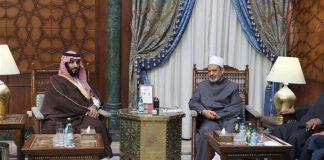 بن سلمان وشيخ الأزهر يبحثان التعاون في مكافحة الإرهاب