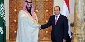 """إعلامي نقلاً عن بن سلمان: مصر لم تبع أرضها لمشروع """"نيوم"""""""