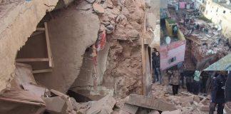 انهيار 5 منازل بالمدينة القديمة للدار البيضاء