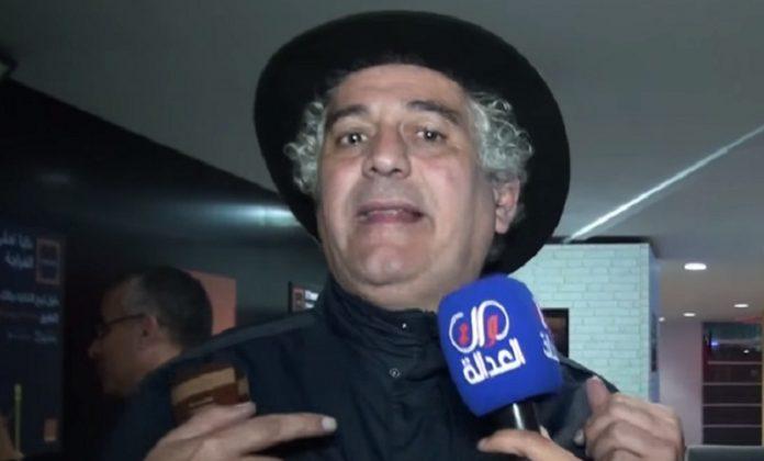 الممثل محمد الشوبي وهو يتمايل خمرا: أخيب حاجة فالمرأة هي تكون متدينة ومتأسلمة!!