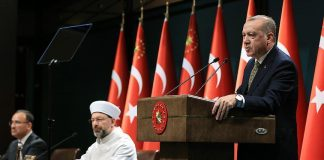 أردوغان: مفاهيم ديننا مستهدفة وعلى المسلمين توحيد الصفوف