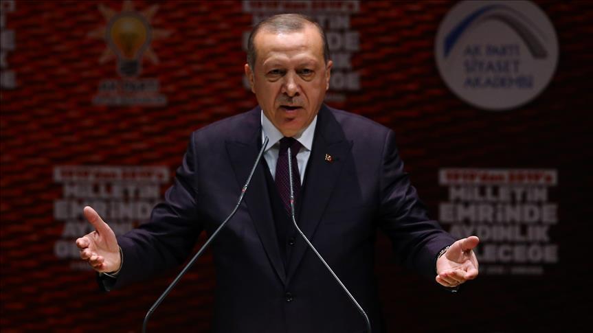 أردوغان: لو تمت إبادة الأرمن لما شاهدناهم منتشرين في العالم