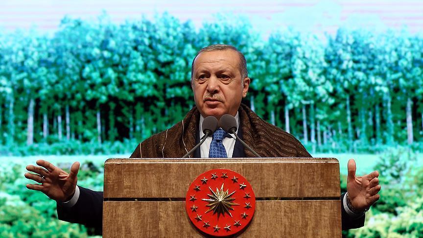 أردوغان: نقدم خدماتنا لـ513 ألفا من ذوي الاحتياجات الخاصة في منازلهم