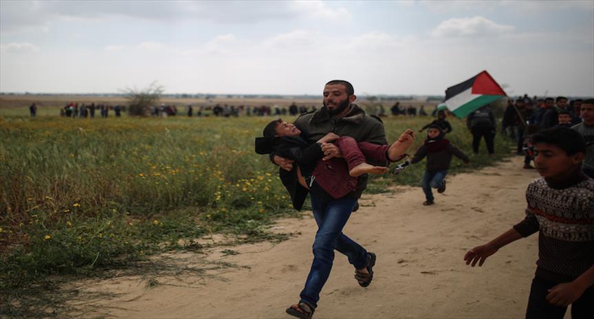 """حماس """"تأسف"""" لإخفاق مجلس الأمن بإدانة """"مذبحة"""" مسيرات يوم الأرض"""