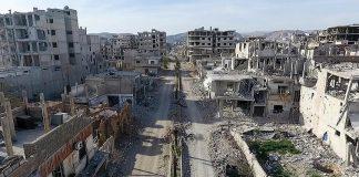 النظام السوري يقسّم الغوطة الشرقية إلى 3 أجزاء