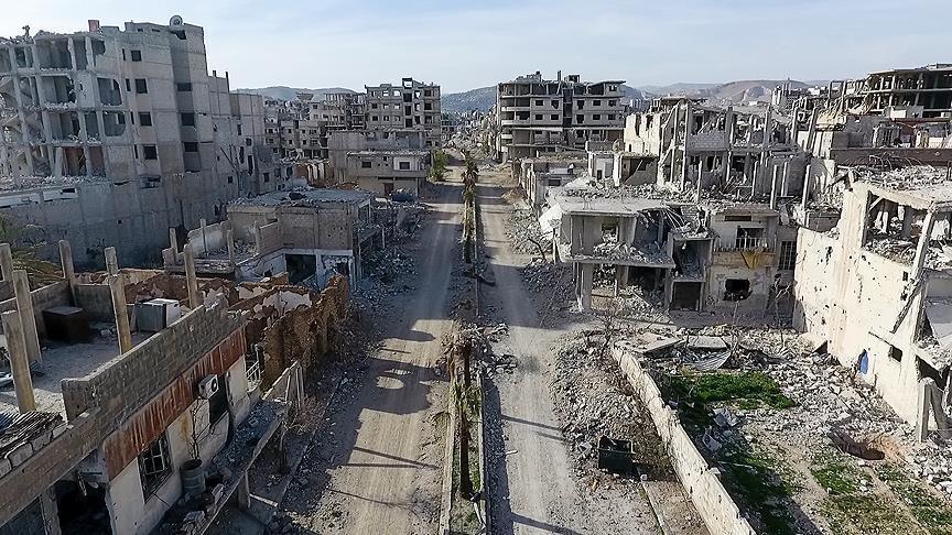 عشرات القتلى في مواجهات بشمال سوريا
