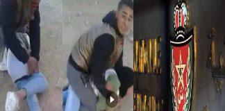 """""""فيديو"""" محاولة الاعتداء جنسيا على فتاة يستنفر المصالح الأمنية"""