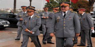 """الجنرال حرمو يعفي مسؤولين بالدرك بينهم """"كولونيل"""""""