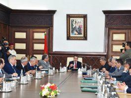 العثماني ينوه بكل من أسهم في إنجاح أشغال اللجنة العليا المشتركة المغربية القطرية