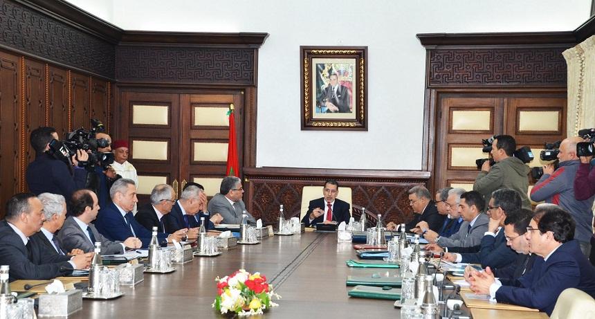 """الحكومة تصادق على مشروع مرسوم """"الميثاق الوطني للاتمركز الإداري"""""""