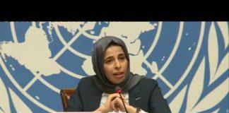 فيديو.. المتحدثة باسم خارجية قطر ترد على صحفي مصري حول وجود قيادات الإخوان بالدوحة