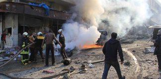 سوريا.. ارتفاع حصيلة قتلى الغارات على إدلب إلى 42 مدنياً
