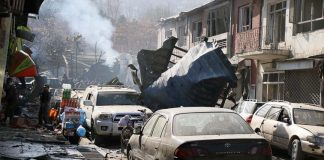25 قتيلا و18 مصابا بتفجير انتحاري في كابل