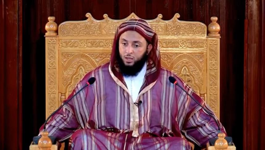 """فيديو.. أصول الأمازيغ أو """"البربر"""" - الشيخ سعيد الكملي"""
