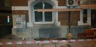 هجوم بالمولوتوف على مسجد جنوب غربي ألمانيا