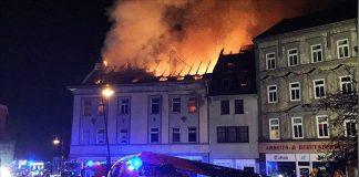 حريق السبت التهم مسجدا ومركزا إسلاميا شرقي ألمانيا