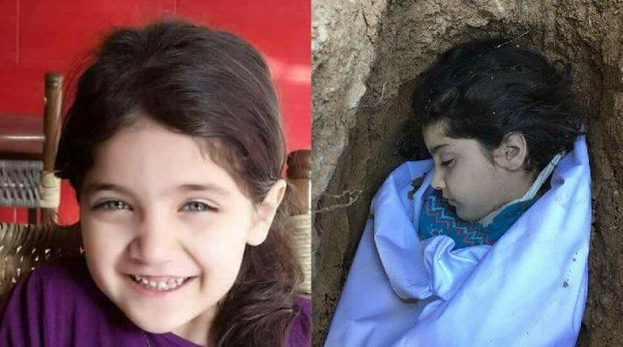 طفلة سورية.. ضحية غدر وتواطؤ العالم
