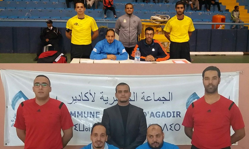 وزارة التوفيق مرة أخرى.. توقيف خطيب وإمام مسجد الإمام مسلم بأكادير لأنه يمارس الرياضة (صور)