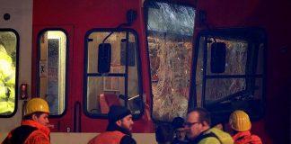 """إصابة أزيد من 40 شخصا في اصطدام قطاري """"ترام"""" بألمانيا"""