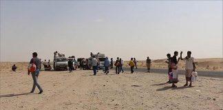 قوات موالية للإمارات تعذب وترحل يمنيين من الجنوب
